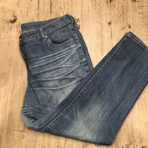 {Kut from the Kloth} Stevie straight leg jeans